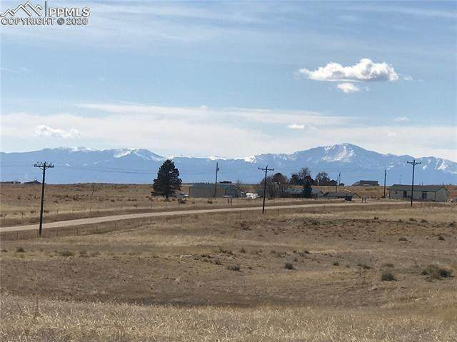 13825 N Ellicott Highway, Calhan, CO 80808 (#1607377) :: Tommy Daly Home Team