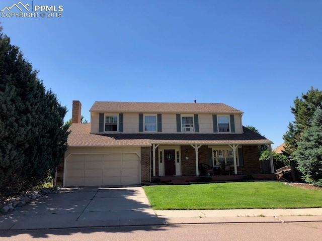 547 Silverton Court, Colorado Springs, CO 80919 (#1612157) :: Jason Daniels & Associates at RE/MAX Millennium