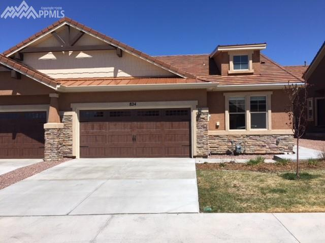 824 Yellow Jasper Point, Colorado Springs, CO 80921 (#1722848) :: Action Team Realty