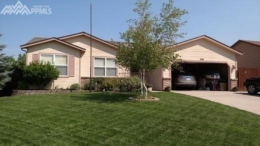 1110 Pond Side Drive, Colorado Springs, CO 80911 (#1740116) :: Perfect Properties powered by HomeTrackR