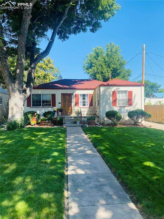 613 Tyler Avenue, Pueblo, CO 81004 (#1768101) :: Tommy Daly Home Team