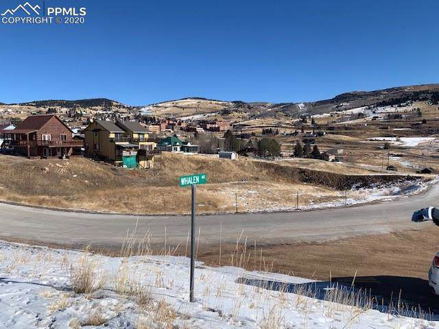 0 Womack, Cripple Creek, CO 80813 (#1863606) :: Finch & Gable Real Estate Co.