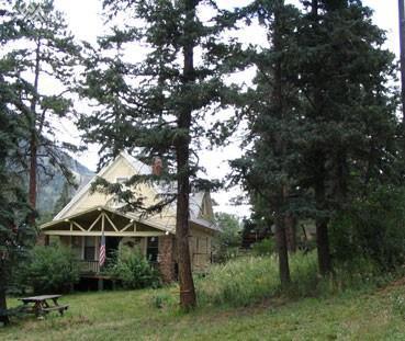 8012 Highway 24 Highway, Cascade, CO 80809 (#1898708) :: Jason Daniels & Associates at RE/MAX Millennium