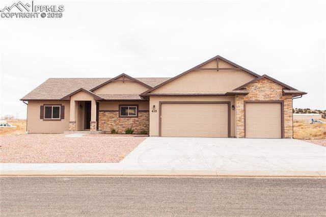 435 Frontier Place, Canon City, CO 81212 (#1902945) :: The Daniels Team