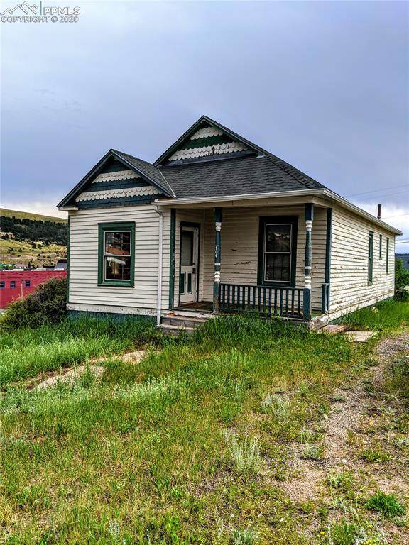 104 E Masonic Avenue, Cripple Creek, CO 80813 (#1920504) :: Action Team Realty