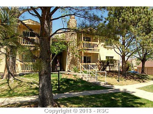 850 Tenderfoot Hill Road #202, Colorado Springs, CO 80906 (#1922184) :: RE/MAX Advantage