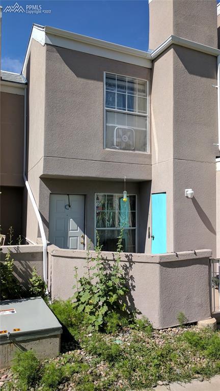 3445 Rebecca Lane C, Colorado Springs, CO 80917 (#1929176) :: Colorado Home Finder Realty