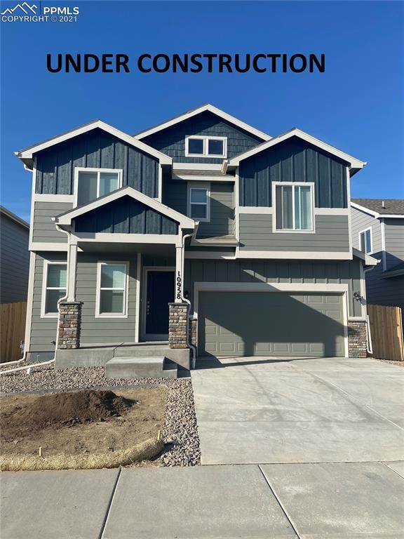 972 Bidwell Drive, Colorado Springs, CO 80915 (#1967743) :: The Treasure Davis Team | eXp Realty