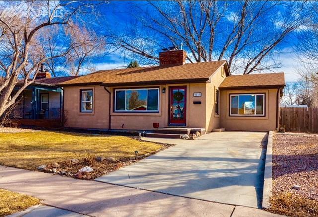 1443 N Foote Avenue, Colorado Springs, CO 80909 (#1979875) :: Jason Daniels & Associates at RE/MAX Millennium