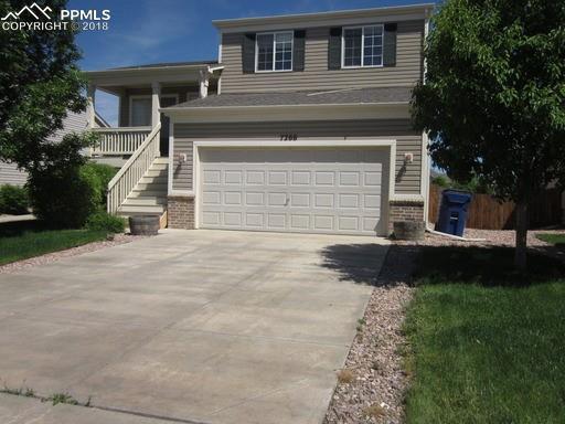7266 Village Meadows Drive, Fountain, CO 80817 (#2137465) :: Venterra Real Estate LLC