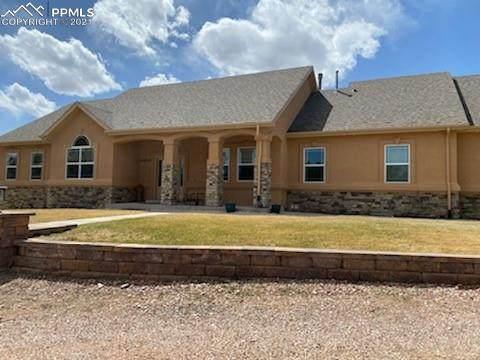 11655 Round Table Court, Colorado Springs, CO 80908 (#2227378) :: Venterra Real Estate LLC