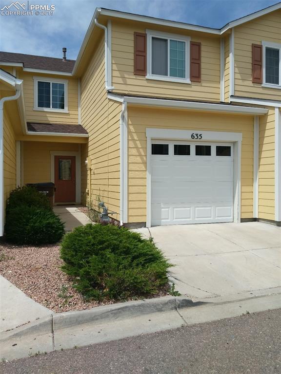 635 Hailey Glenn View, Colorado Springs, CO 80916 (#2230446) :: Harling Real Estate