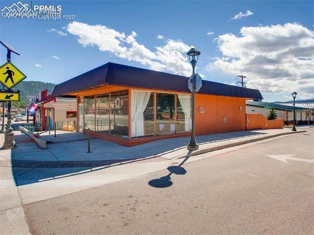 121 W Midland Avenue, Woodland Park, CO 80863 (#2238409) :: The Kibler Group