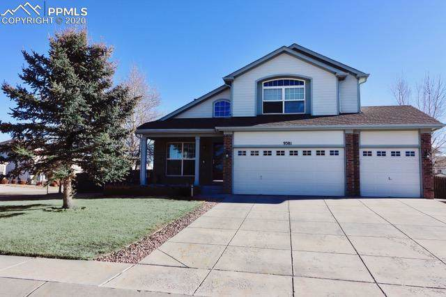 9381 Morfontaine Road, Peyton, CO 80831 (#2246210) :: CC Signature Group