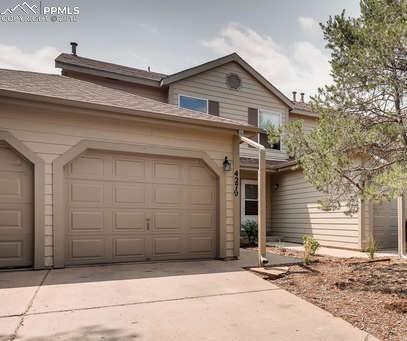 4279 Hunting Meadows Circle #5, Colorado Springs, CO 80916 (#2265118) :: 8z Real Estate