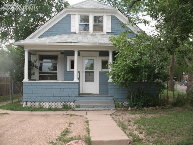 200 S 16Th Street, Colorado Springs, CO 80904 (#2302522) :: The Treasure Davis Team