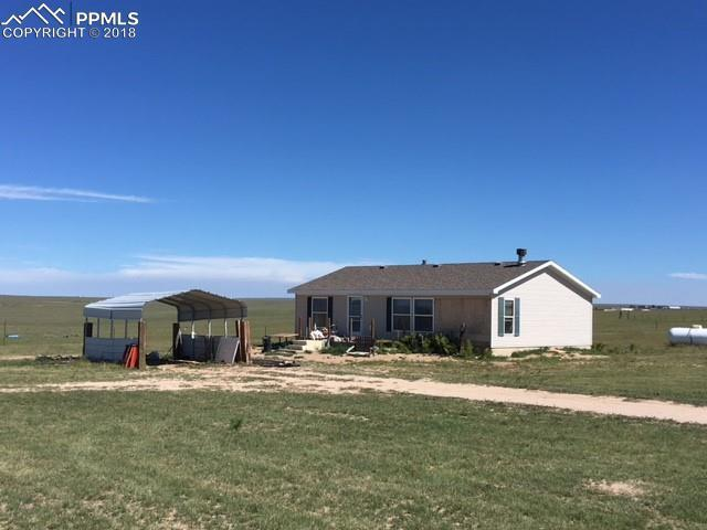 31490 Darroll Road, Yoder, CO 80864 (#2330178) :: The Peak Properties Group