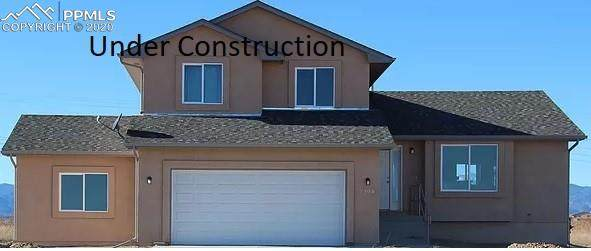 7336 Moab Court, Fountain, CO 80817 (#2379610) :: Finch & Gable Real Estate Co.
