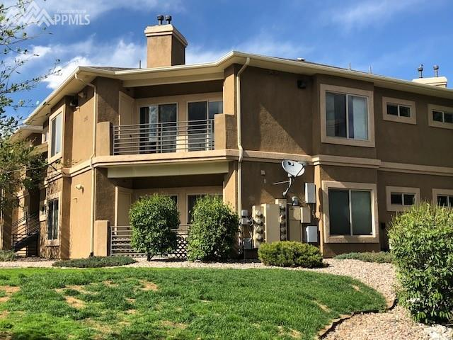 1965 Montura View #103, Colorado Springs, CO 80919 (#2396658) :: Jason Daniels & Associates at RE/MAX Millennium