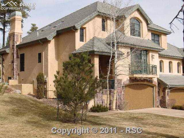 4420 Governors Point, Colorado Springs, CO 80906 (#2416464) :: The Daniels Team