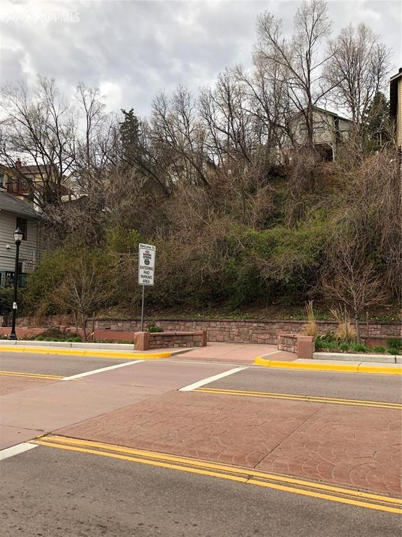 0 Manitou Avenue, Manitou Springs, CO 80829 (#2483378) :: Action Team Realty