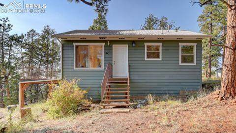 616 Moffat Drive, Cripple Creek, CO 80813 (#2536884) :: Fisk Team, RE/MAX Properties, Inc.