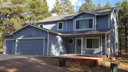 14115 Ponderosa Road, Colorado Springs, CO 80908 (#2538606) :: Jason Daniels & Associates at RE/MAX Millennium