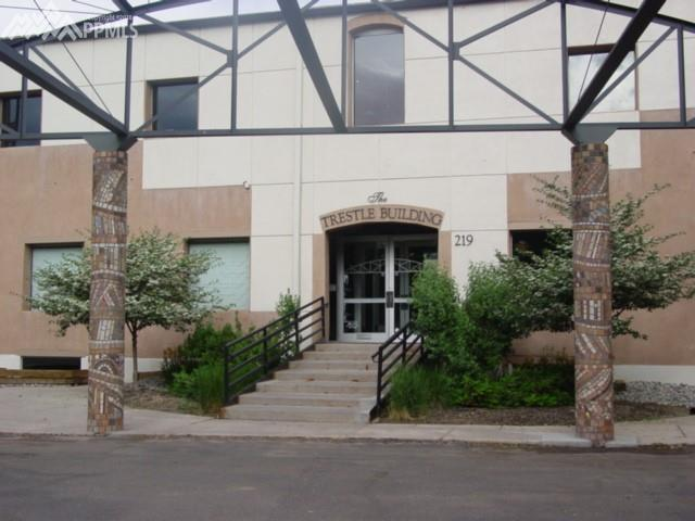 219 W Colorado Avenue #104, Colorado Springs, CO 80903 (#2566758) :: 8z Real Estate