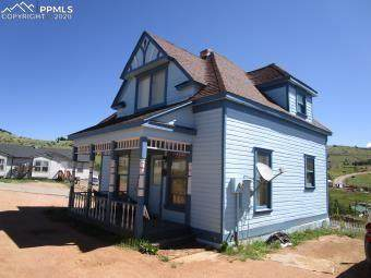 223 Porphyry Street, Cripple Creek, CO 80813 (#2582446) :: Tommy Daly Home Team