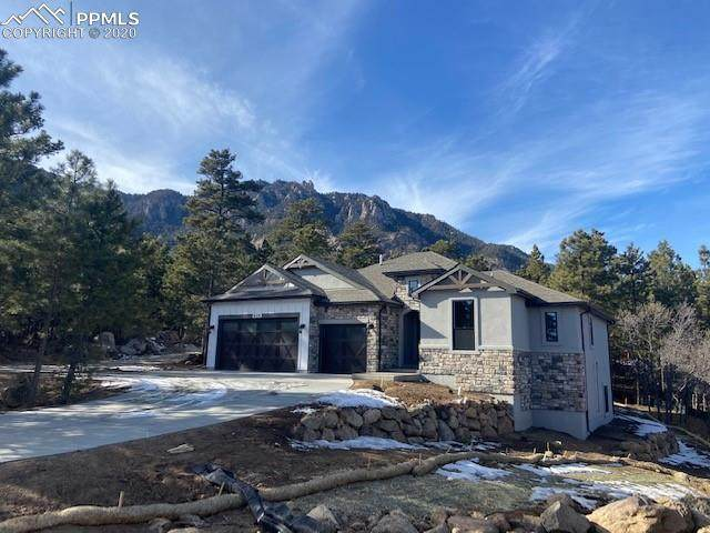628 High Lonesome View, Colorado Springs, CO 80906 (#2610281) :: Jason Daniels & Associates at RE/MAX Millennium