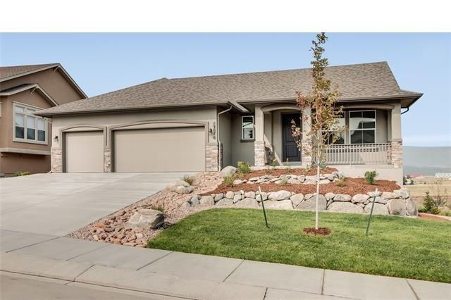 13076 Duckhorn Court, Colorado Springs, CO 80921 (#2629857) :: The Hunstiger Team