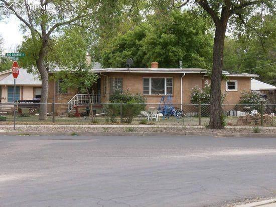 706 Prospect Lake Drive, Colorado Springs, CO 80910 (#2774150) :: The Treasure Davis Team