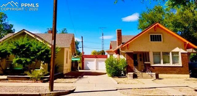 1615-1617 Wabash Avenue, Pueblo, CO 81004 (#2891441) :: Tommy Daly Home Team