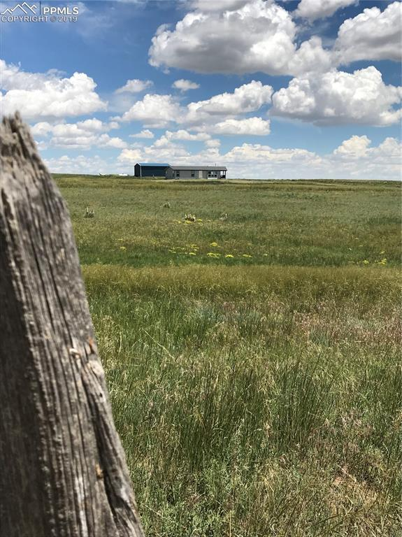 5355 N Yoder Road, Calhan, CO 80808 (#2939975) :: Action Team Realty