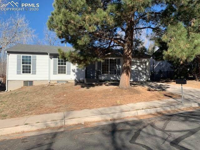 216 Homer Drive, Colorado Springs, CO 80916 (#2956821) :: The Treasure Davis Team