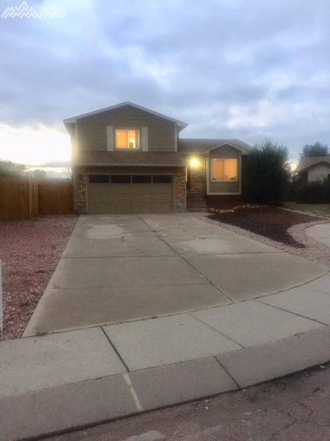4570 Allison Drive, Colorado Springs, CO 80916 (#2959117) :: 8z Real Estate
