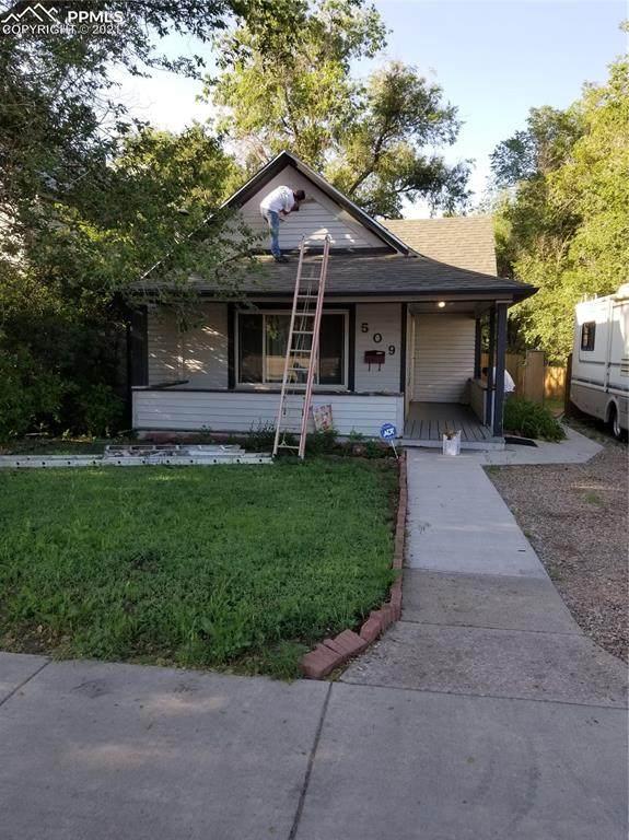 509 E Platte Avenue, Colorado Springs, CO 80903 (#2987545) :: The Treasure Davis Team | eXp Realty
