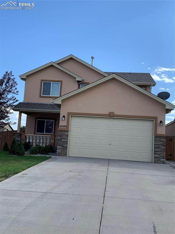 10395 Sentry Post Place, Colorado Springs, CO 80925 (#3053808) :: Tommy Daly Home Team