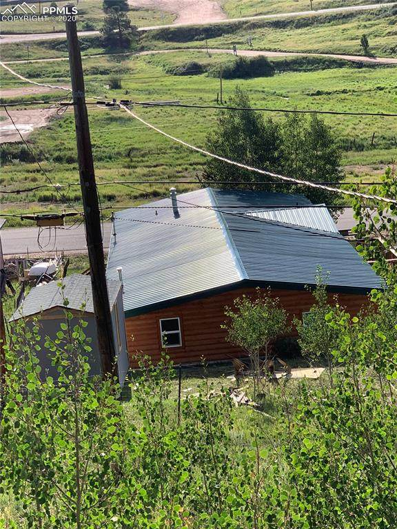 413 S 2nd Street, Cripple Creek, CO 80813 (#3063997) :: Colorado Home Finder Realty