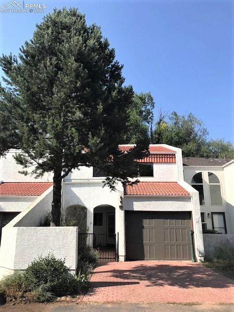 118 Creekside Lane, Colorado Springs, CO 80906 (#3074435) :: Tommy Daly Home Team