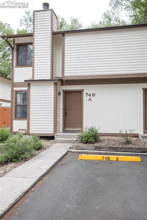 749 Alexander Road A, Colorado Springs, CO 80909 (#3077506) :: CC Signature Group