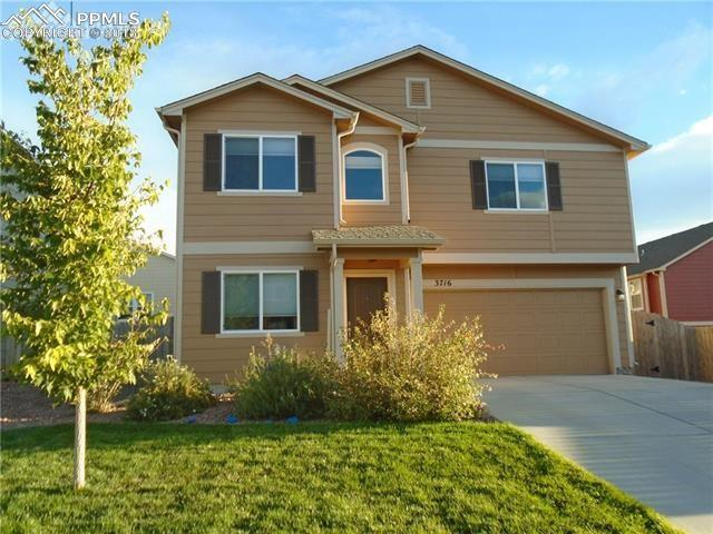 3716 Reindeer Circle, Colorado Springs, CO 80922 (#3077952) :: The Dunfee Group - powered by eXp Realty