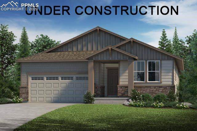 6269 Dapplegray Street, Parker, CO 80134 (#3086706) :: The Kibler Group