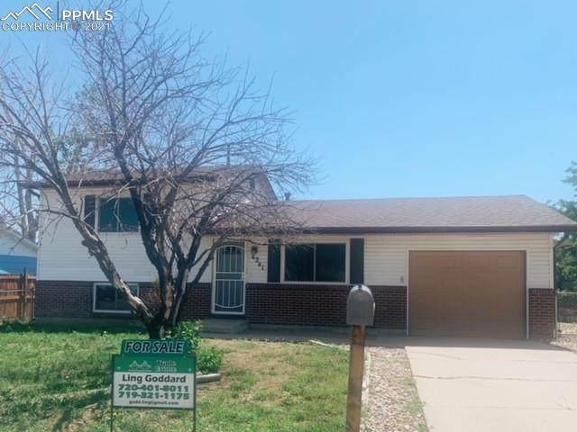 4241 S Millburn, Colorado Springs, CO 80906 (#3095308) :: The Harling Team @ HomeSmart