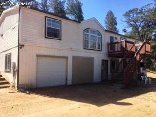 10 High Road Drive, Divide, CO 80814 (#3124362) :: The Peak Properties Group