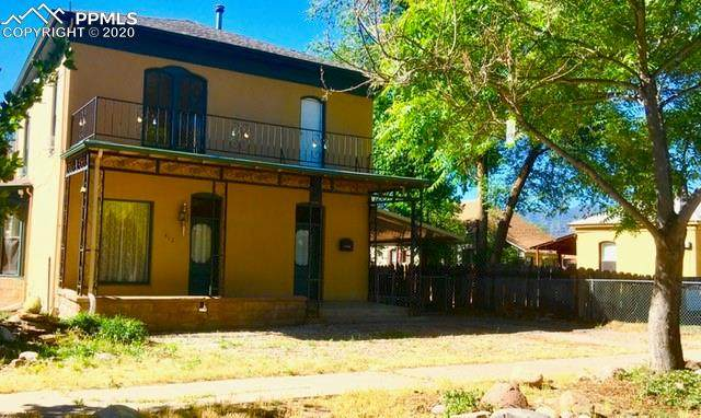 412 Greenwood Avenue, Canon City, CO 81212 (#3142237) :: Tommy Daly Home Team