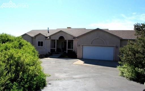 15665 Rancho Pavo Drive, Colorado Springs, CO 80926 (#3159383) :: Jason Daniels & Associates at RE/MAX Millennium
