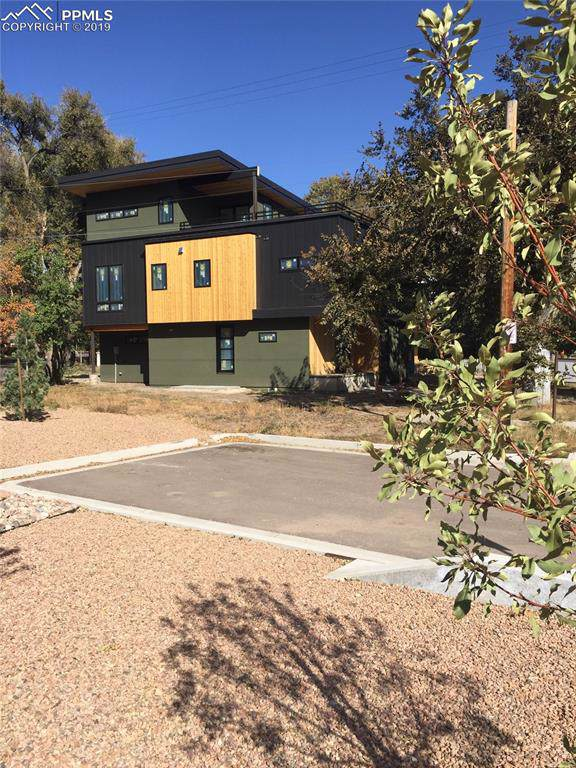 716 E Fontanero Street, Colorado Springs, CO 80907 (#3182142) :: The Treasure Davis Team