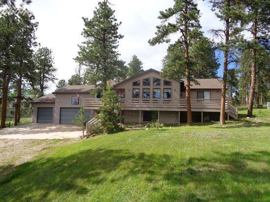 840 E Kellys Road, Woodland Park, CO 80863 (#3221801) :: The Peak Properties Group