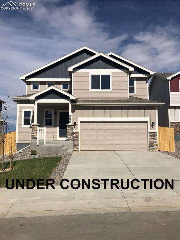 5342 Hammond Drive, Colorado Springs, CO 80915 (#3245111) :: The Treasure Davis Team